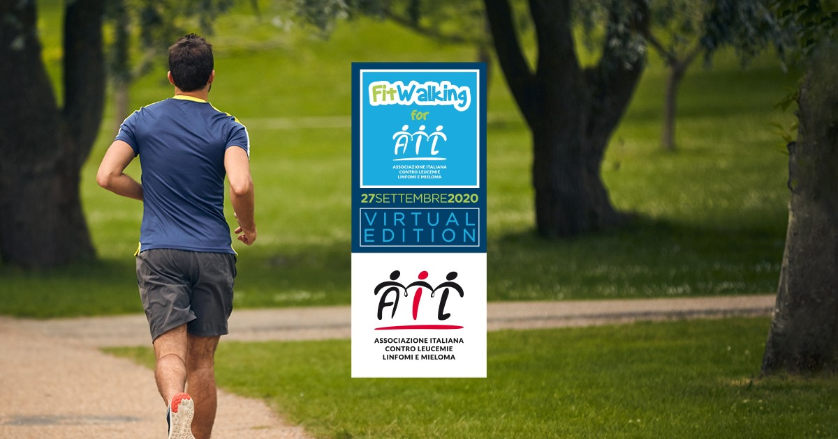Fitwalking for AIL 2020 - Virtual edition
