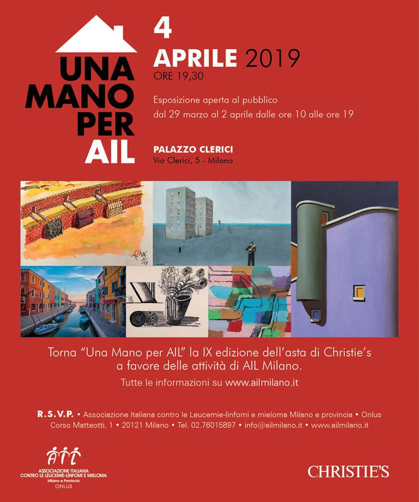 AIL Milano Christies